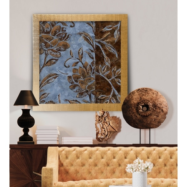 Patterns of Nature II -Framed Giclee Print