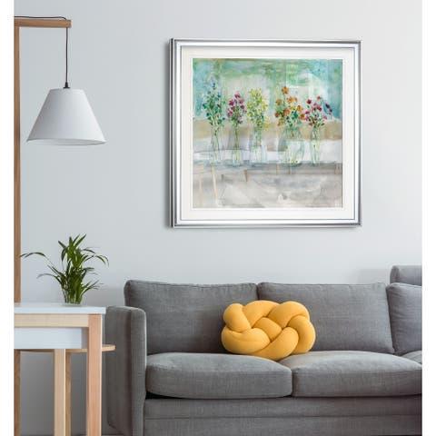 Avant Garden I -Framed Giclee Print