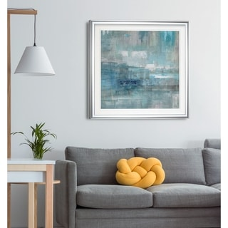 Black and Bloom IV -Framed Giclee Print