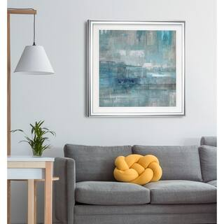 Black and Bloom IV -Framed Giclee Print