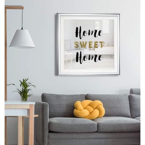 Weathered I -Framed Giclee Print