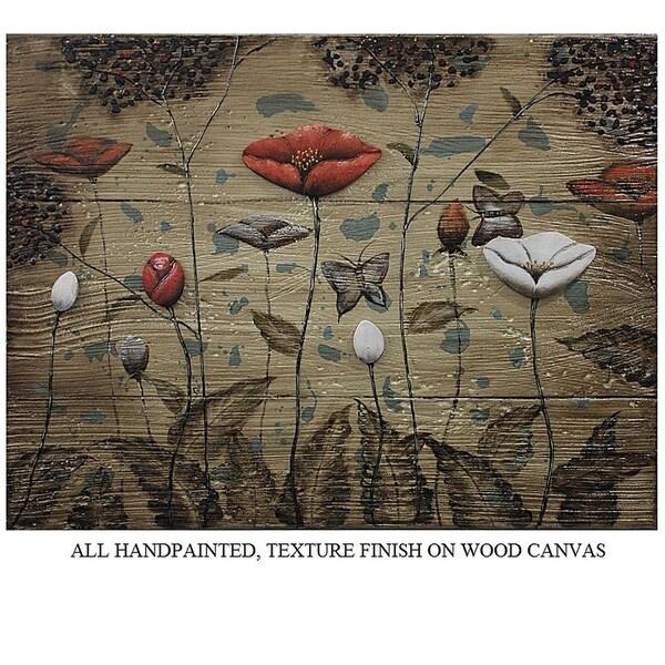Essential Decor & Beyond Oil Painting on Canvas EN18066 - Multi-color