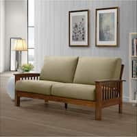 Shop Signature Design By Ashley Blackwood Taupe Sofa