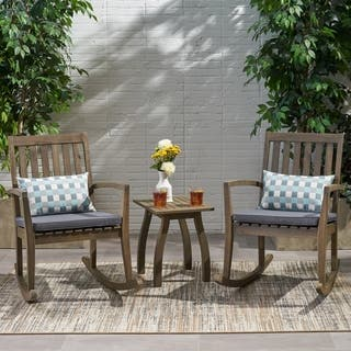 Rocking Chairs Yellow Patio Furniture Find Great Outdoor