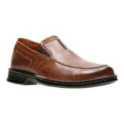 Men's Clarks Northam Race Loafer Brown Full Grain Leather