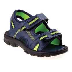 Boys' Josmo 79160M Sport Sandal Navy/Green