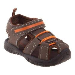 Boys' Rugged Bear RB79530M Sport Sandal Brown PU (5 options available)