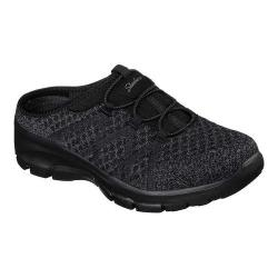 Women's Skechers Relaxed Fit Easy Going Knitty Gritty Sneaker Clog Black