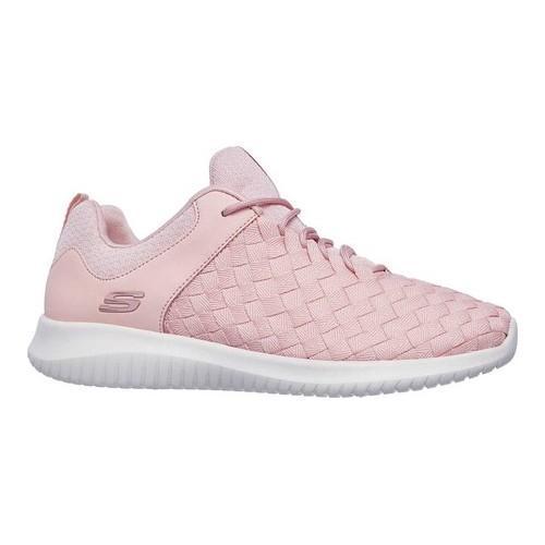 Skechers Ultra Flex Weave Away Sneaker (Women's) zWVNPW