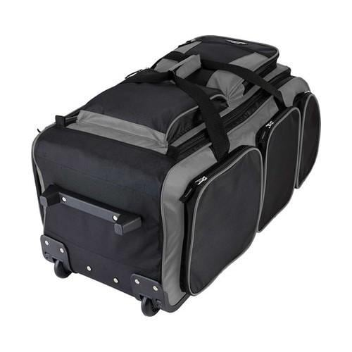 4b2bd4beba Shop Travelers Club Xpedition 30in Multi-Pocket Sports Rolling Duffel  Charcoal - Free Shipping On Orders Over  45 - Overstock - 20714080