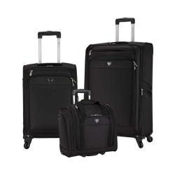 "3 Piece ""Monterey"" Luggage Set - 28"" Spinner, 20"" Carry-On, 15"" Under Seater"