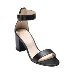 Women's Cole Haan Clarette Sandal Black Leather