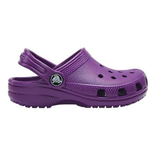 Crocs Kids Classic Clog Amethyst