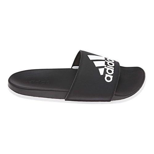 laden frauen ist adidas adilette cf   logo dia - sandale kern schwarz / ftwr