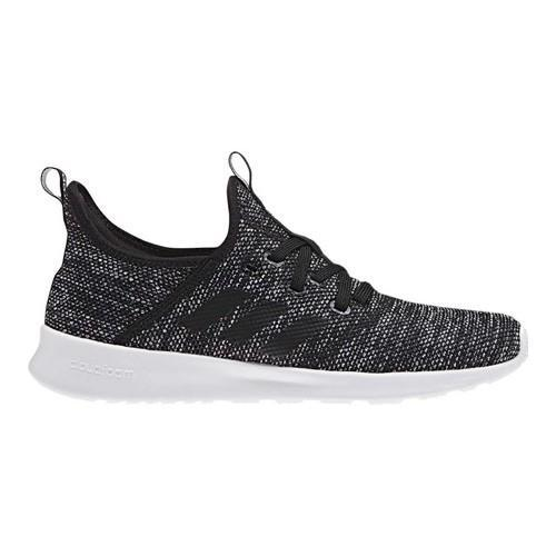 negozio le scarpe adidas cloudfoam nucleo nero / nucleo nero puro