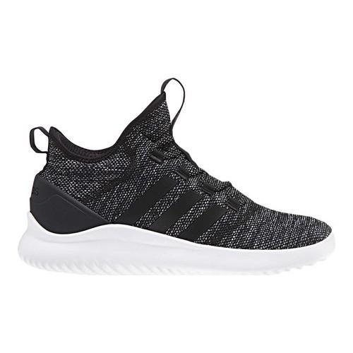 Shop Men s adidas Cloudfoam Ultimate Basketball Shoe Core Black Core Black FTW  White - Free Shipping Today - Overstock - 20725671 5e89ceb9c