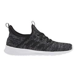 Women's adidas Cloudfoam Pure Sneaker Core Black/Core Black/FTWR White Mesh (5 options available)