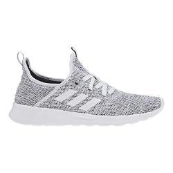 Women's adidas Cloudfoam Pure Sneaker FTWR White/FTWR White/Core Black Mesh