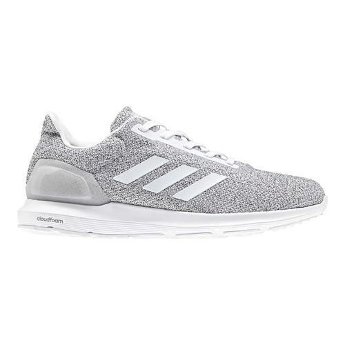 wholesale dealer d7d8d 78925 Shop Mens adidas Cosmic 2 SL Running Shoe Crystal WhiteWhiteGrey - Free  Shipping Today - Overstock - 20725678