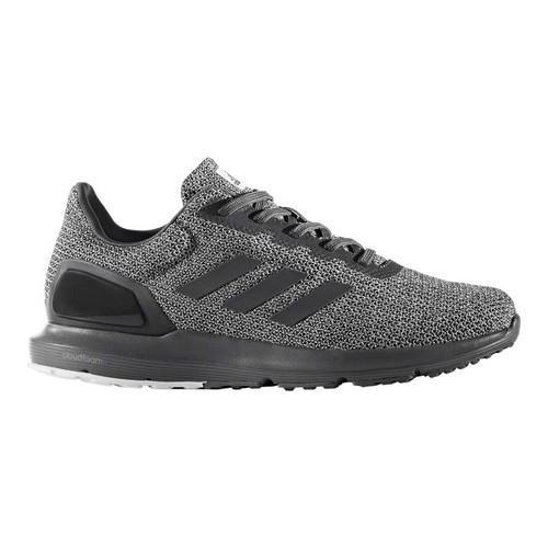 competitive price e1f9c 53cb3 Shop Mens adidas Cosmic 2 SL Running Shoe GreyGreyWhite - Free Shipping  Today - Overstock - 20725679