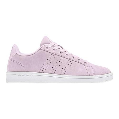 adidas cloudfoam advantage clean pink