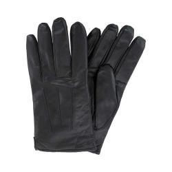 Men's Florsheim Dress Glove Black Goat Leather