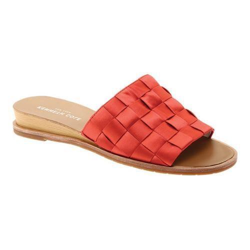 Women's Joanne Woven Satin Slide Sandal