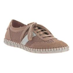 Women's OTBT Comet Sneaker Warm Pink Leather