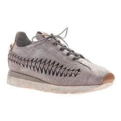 Women's OTBT Nebula Sneaker Grey/Silver Leather