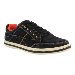 Men's Spring Step Lotaro Sneaker Black Suede (More options available)