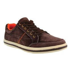Men's Spring Step Lotaro Sneaker Brown Suede (More options available)