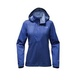 Women's The North Face Resolve Plus Jacket Sodalite Blue Dobby