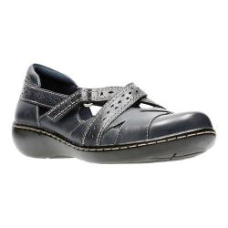 Women's Clarks Ashland Spin Navy Leather (More options available)