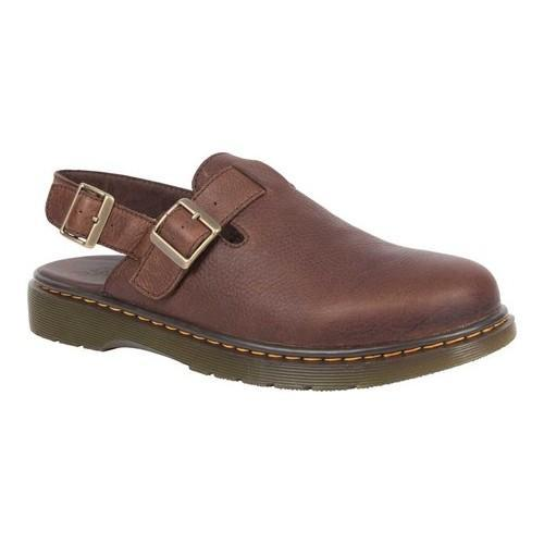 30b61c0ab26b8 Shop Men's Dr. Martens Jorge Closed Toe Sandal Dark Brown Grizzly Leather -  Free Shipping Today - Overstock - 20754991