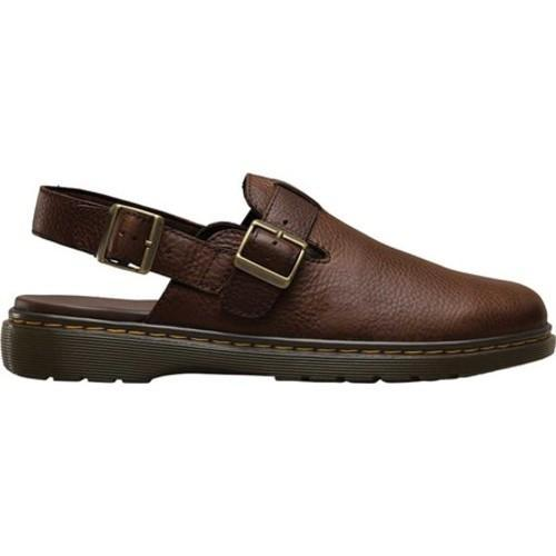be7c7745e875b ... Thumbnail Men's Dr. Martens Jorge Closed Toe Sandal Dark Brown  Grizzly ...