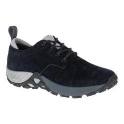 Women's Merrell Jungle Lace Up Hiking Shoe Black Suede