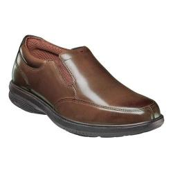 Men's Nunn Bush Myles St. Moc Toe Slip On Brown