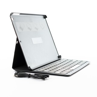 Innovative Technology Ultra Thin Bluetooth Keyboard Case for iPad Air