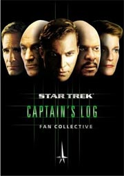 Star Trek: Captain's Log Fan Collective (DVD)