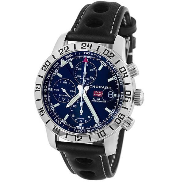 1eed20b74cc1b Shop Chopard Mille Miglia GMT Men's Chronograph Watch - Free ...