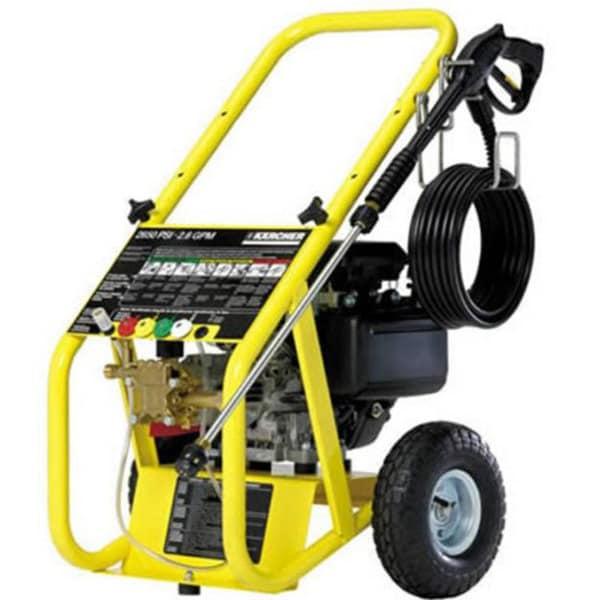 Karcher G 2650 Hh 2650 Psi Gas Power Pressure Washer
