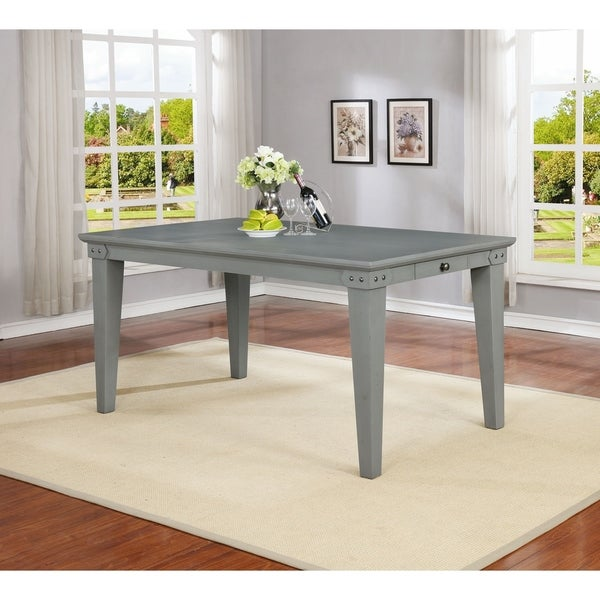 Bellville Counter Height Table - Grey