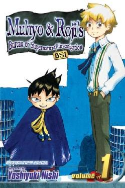 Muhyo & Roji's Bureau of Supernatural Investigation 1 (Paperback)