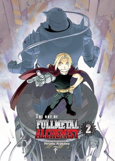 The Art of Fullmetal Alchemist 2 (Hardcover)
