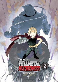 The Art of Fullmetal Alchemist 2 (Hardcover)