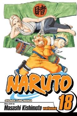 Naruto 18: Tsunade's Choice (Paperback)