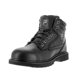 Fila Men's Landing Steel Black Boot