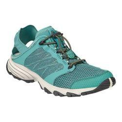 Women's The North Face Litewave Amphibious II Water Shoe Bristol Blue/Four Leaf Clover