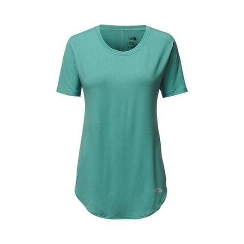 d2218c3706 Shop Women s The North Face Workout Short Sleeve Tee Bristol Blue - Free  Shipping On Orders Over  45 - Overstock.com - 20815219