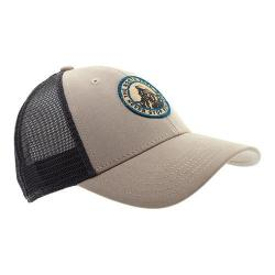 b0190c2d Shop The North Face Patches Trucker Hat Dune Beige/Vintage White ...